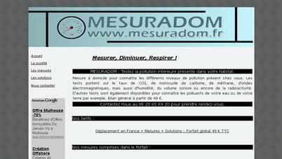 www.Mesuradom.fr